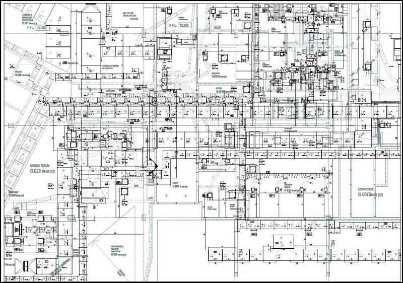 Komplex létesítmények tervezése